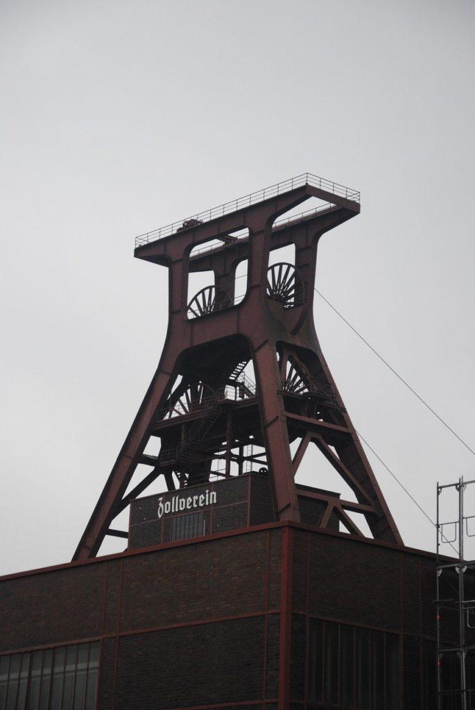 Schlüsseldienst Essen Fast&Fair Essen Zeche Zollverein Ruhrgebiet